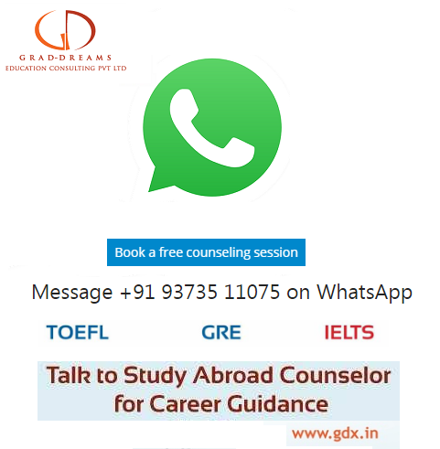 WhatsApp Groups for MS, MBA,Masters, PhD Abroad, IELTS & TOEFL Study