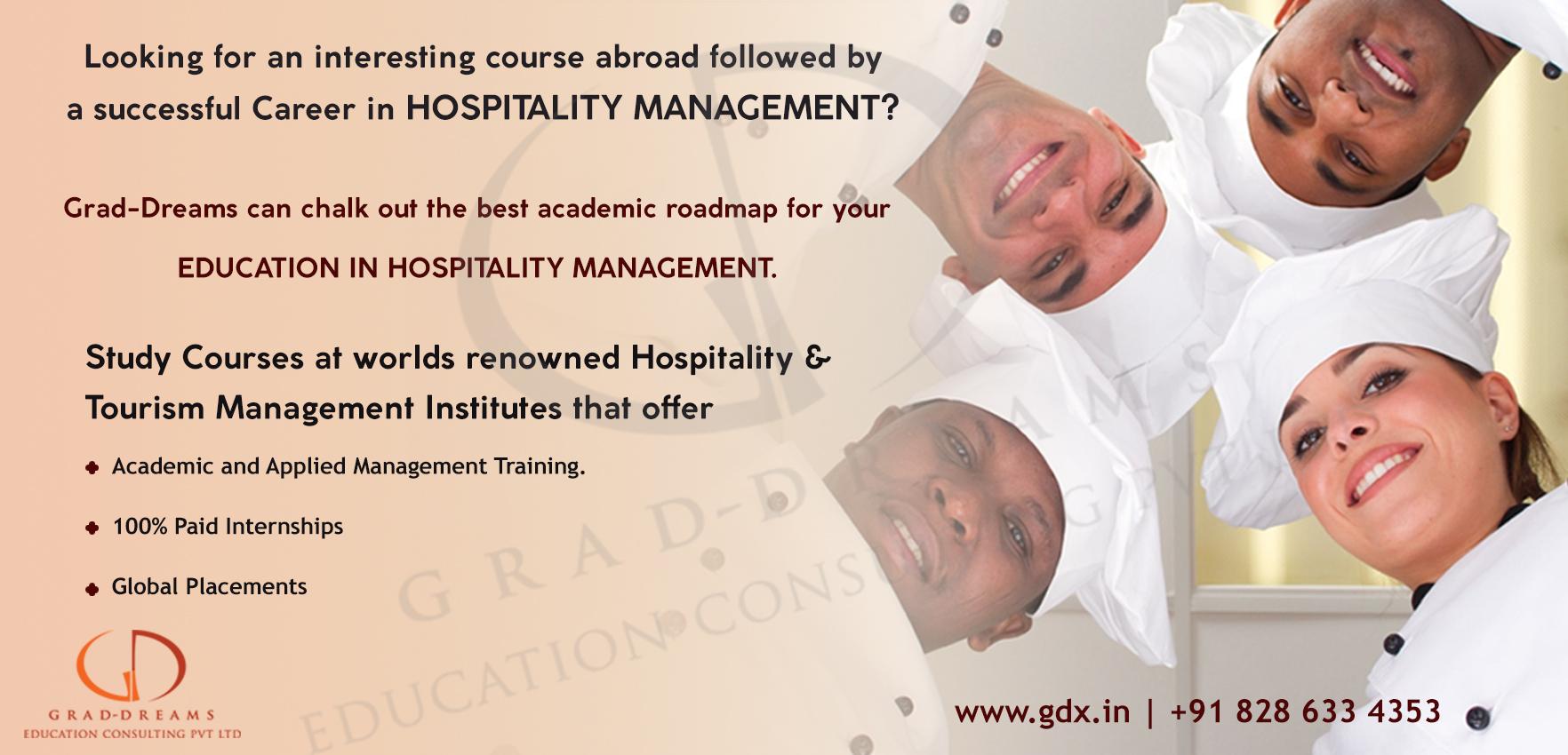 study abroad hospitality and tourism